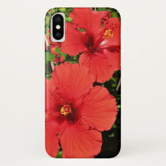Tropical Hibiscus Case-Mate iPhone Case