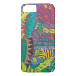Tropical Hues - iPhone 7 Cover