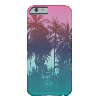 Tropical hull I-phon Barely There iPhone 6 Case