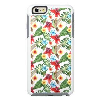 Tropical Hummingbird OtterBox iPhone 6/6s Plus Case