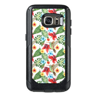Tropical Hummingbird OtterBox Samsung Galaxy S7 Case