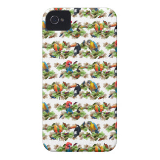 Tropical iPhone 4 Case