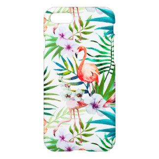 Tropical Iphone 7 Glossy Case