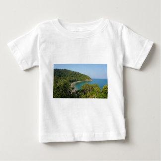 tropical island baby T-Shirt