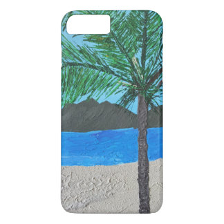 Tropical Island Barely There IPhone Plus Case