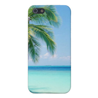 Tropical Island Case For iPhone 5/5S