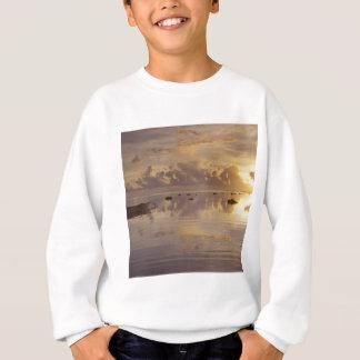 Tropical Island Daybreak Cook Sweatshirt