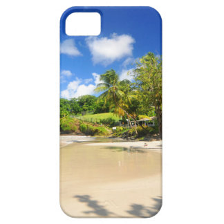Tropical island in Cape Verde Case For The iPhone 5
