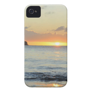 Tropical island in Grenada iPhone 4 Case