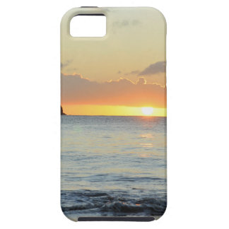 Tropical island in Grenada iPhone 5 Case