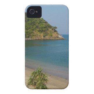 tropical island iPhone 4 Case-Mate case