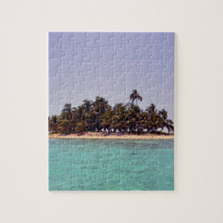 Tropical Island Jigsaw Puzzle