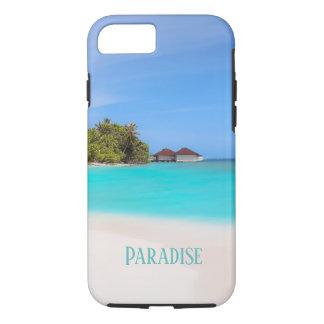 Tropical Island Paradise iPhone 8/7 Case