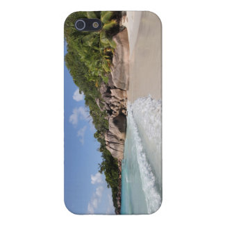 Tropical Island, Seychelles, Indian Ocean Case For The iPhone 5