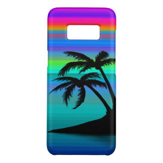 Tropical Island Sunset Case-Mate Samsung Galaxy S8 Case