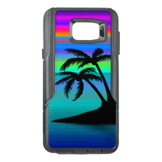 Tropical Island Sunset OtterBox Samsung Note 5 Case