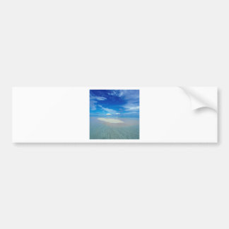 Tropical Island Tropical Oasis Bumper Stickers