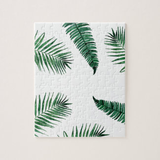 tropical jigsaw puzzle