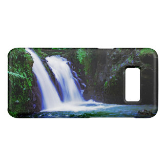 Tropical Jungle Waterfall Case-Mate Samsung Galaxy S8 Case