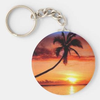 Tropical Keychain