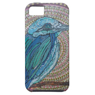 Tropical Kingfisher Case For The iPhone 5