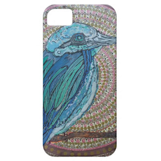 Tropical Kingfisher iPhone 5 Case