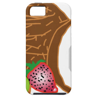 Tropical Kiwi Coconuts iPhone 5 Case