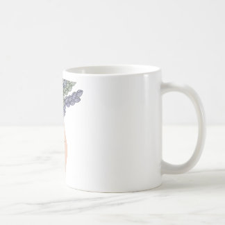Tropical lady A Coffee Mug