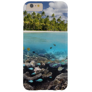 Tropical Lagoon in South Ari Atoll in the Barely There iPhone 6 Plus Case
