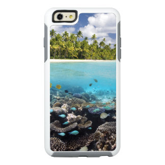 Tropical Lagoon in South Ari Atoll OtterBox iPhone 6/6s Plus Case