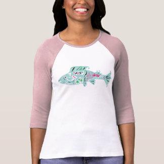 Tropical Lagoon Spirit T-Shirt