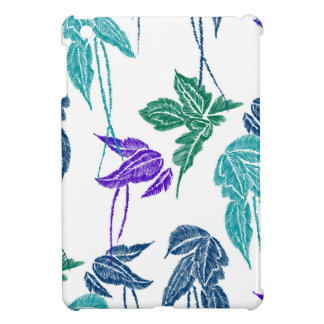 Tropical leaves case for the iPad mini