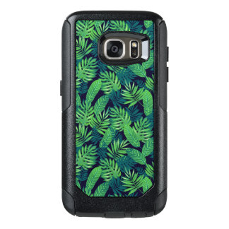 Tropical Leaves Pattern OtterBox Samsung Galaxy S7 Case