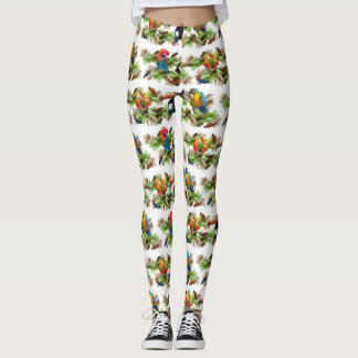 Tropical Leggings (choose colour)