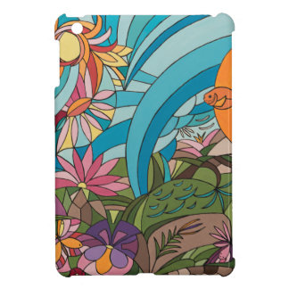 Tropical life iPad mini cases