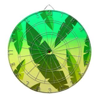 tropical lime dartboard
