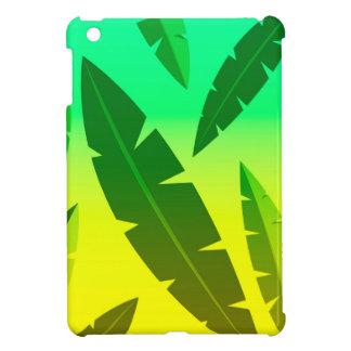 tropical lime iPad mini case