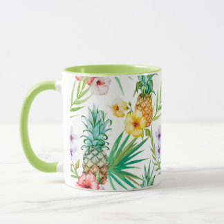 Tropical - Lime Ringer Combo Mug