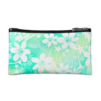 Tropical love cosmetic bag