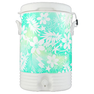 Tropical love drinks cooler