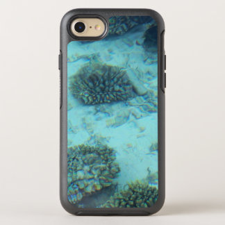 Tropical Maldives Coral Reef Blue Ocean OtterBox Symmetry iPhone 7 Case