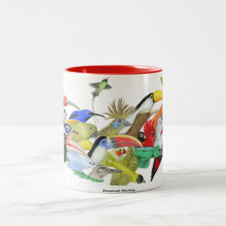 Tropical Nation Mug