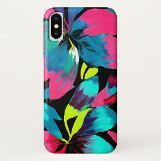 Tropical Neon Splash in Paradise Case-Mate iPhone Case