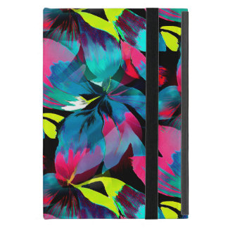 Tropical Neon Splash in Paradise iPad Mini Case