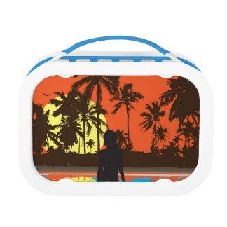 Tropical Night Lunch Box