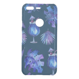Tropical Nights Uncommon Google Pixel Case