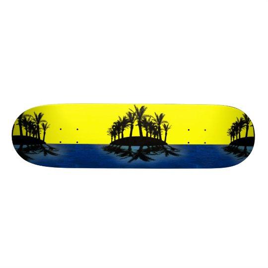 Tropical Oasis Skateboard