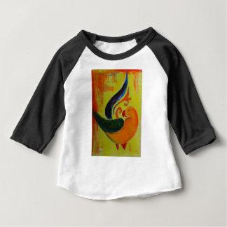 tropical orange baby T-Shirt