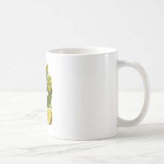 Tropical Orange Citrus no.3 Home Decor Gift Mug