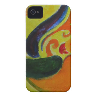 tropical orange iPhone 4 covers